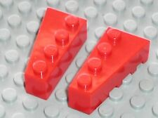 LEGO FERRARI Red Wedges ref 41767 & 41768 / Set 8157 8671 8142 8143 8652 4955...