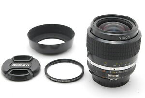 【MINT+++】Nikon Nikkor Ai-s Ais 35mm f/1.4 MF Wide Angle Lens From JAPAN