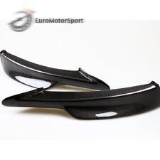 @ BMW E90 E91 LCI M-tech Carbon Fiber Front Bumper Splitter Spoiler 3 Series