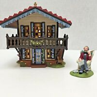 Dept 56 DICKENS' GAD'S HILL CHALET(Set of 2) 2001 Dickens Village