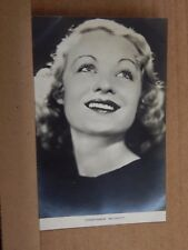 Film Star Postcard Constance Bennett Real photo unposted Film weekly series PB