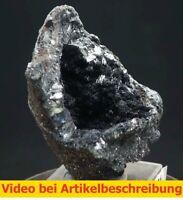 7312 Pyrolusite Iminer ca 5*6*4 cm Morocco 2012  MOVIE