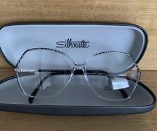6795df8be0 Silhouette 10 mm - 15 mm Bridge 131 mm - 139 mm Temple Glasses ...