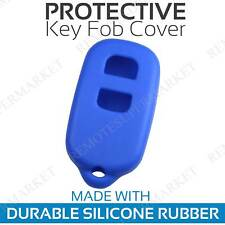Remote Key Cover Case Shell for 2000 2001 2002 2003 2004 Toyota MR2 Spyder Blue