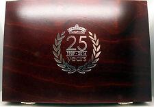 BACHMANN 25-2014BOX LIMITED EDITION WOOD TWIN LOCOMOTIVE PRESENTATION BOX *NEW*