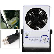 Ionizing Air Blower Fan Static Electricity Electrostatic Elimination Eliminator