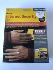 More details for norton internet security 2006 with ghost 10 and goback 4 (sealed)