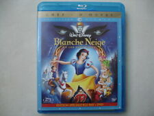 Blu-ray Blanche Neige et les 7 nains / Collection Diamant 3 Disques