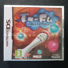 sealed TO-FU DS COLLECTION Nintendo DS English UK・♔・PUZZLE ADVENTURE RISING STAR
