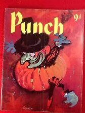 Vintage : PUNCH Magazine : 29th October 1958