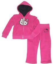 Hello Kitty Infant Girls 2 Pc Sweatshirt Jacket & Pants Set NWT Size 12 Months