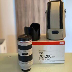 Canon EF 70-200mm f/2.8L USM Obiettivo