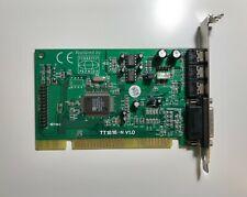 Terratec TT1816-N V1.0 ISA Soundkarte für 386, 486