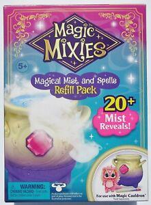 ++ Magical Mist & Spells Refill Pack For Magic Mixies Magical Misting Cauldrons