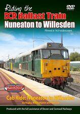 Riding the DCR Ballast Train - Nuneaton to Willesden *DVD