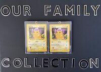⚠️ OLD VINTAGE POKEMON CARDS ONLY! ⚠️ Pokémon Original Sets Lot WOTC 11 Card lot
