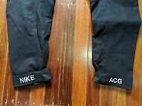 NikeLab ACG  CARGO PANTS REFLECTIVE sz. Large