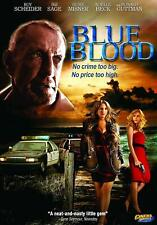 Blue Blood DVD Roy Scheider Fast Shipping!!