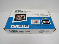 "Imagin 6.5"" Digital Picture Frame for Photos / Slideshows - TRO L66"