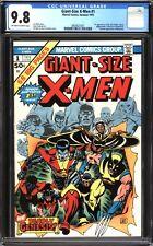 Giant-Size X-Men #1 CGC 9.8 (NM/MT): 1st New X-Men! Bronze Age Key! $8,600 Value