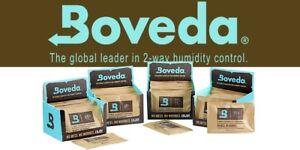 BOVEDA UMIDIFICATORE  HUMIDITY CONTROL CIGAR HUMIDOR OFFERTA PACK 60gr