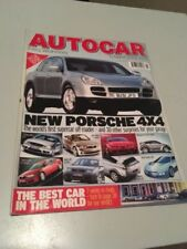 March Autocar Transportation Magazines