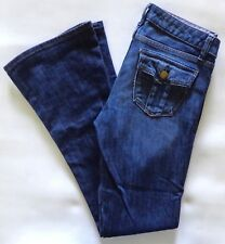 Gap Jeans Womens Size 27 / 4 Blue Denim with Back Flap Pockets
