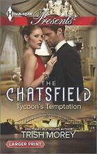 Tycoon's Temptation (The Chatsfield)-ExLibrary