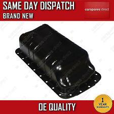 PEUGEOT 206 / 307 / 406 / 807 1.9 2.0 STEEL OIL SUMP PAN 98-ON *NEW* 0301.J7