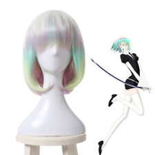 Land of the Lustrous Country of Jewels Diamond Short Cosplay Wig