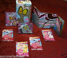 MY LITTLE PONY*DISCORD COLLECTORS BOX*PROMO CARD F43, STICKER & MORE*SERIES 2