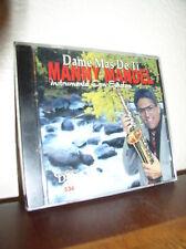 Dame Mas De Ti by Manny Mandel - Instrumental Con Saxofon (CD, CD Champion,NEW)