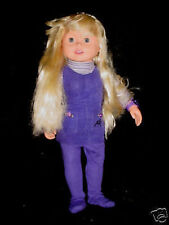 AMAZING ALLY-LETS PLAY TEA PARTY TOY DOLL-TALKING TALKS
