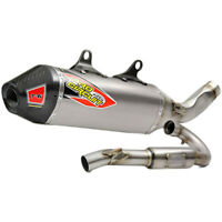 NEW Pro Circuit KTM/Husqvarna SX-F/FC 350 2019 T6 Pro Stainless Exhaust System