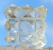 The Lemurian 54 Pyramid Power Cube - Sacred Geometry Crystal Power!