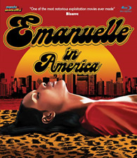 EMMANUELLE IN AMERICA   Blu Ray Mondo Macabro ALL REGION