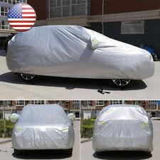 US XL SUV Auto Car Full Aluminized Car Body Cover Sun Dust Rain Snow Resistant