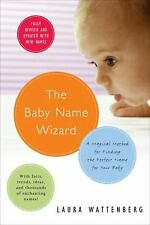 The Baby Name Wizard: A Magical Method for Finding the Perfect Name fo-ExLibrary