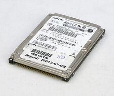 """80gb 2,5"""" 6,35 cm HDD Disco rigido Fujitsu mhv2080ah IDE PATA per notebook #o86"""