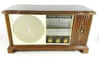 Vintage Westinghouse AM/FM tube-type radio model H-777N7 - 1960's - WORKING!