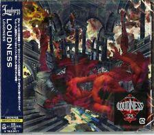 LOUDNESS-S/T-JAPAN CD C94