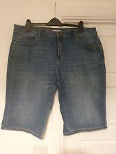TU Size 20 Denim Shorts slight stretch