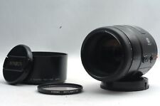 @ Ship in 24 Hours! @ Discount! @ Minolta AF 100mm f2.8 Macro Sony A-Mount Lens