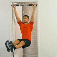 GYM FITNESS BAR CHIN UP PULL UP STRENGTH EXERCISE WORKOUT DOOR BARS