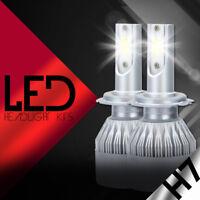 XENTEC LED HID Headlight kit H7 White for Mercedes-Benz ML250 2015-2015