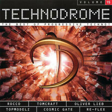 Various - Technodrome Vol.15