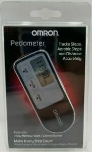 Omron - HJ-321 - Alvita Optimized Pedometer With Four Activity Modes