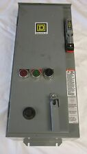 Square D 30 Amp Disconnect/Breaker 8538SBA Other
