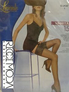 LEVANTE Women's Tights - Vanita '15 Den - Seam Flat
