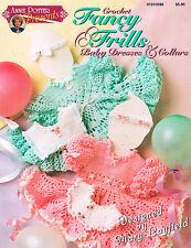 Crochet Fancy Frills Baby dress pattern by Annie Potter